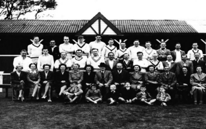 Romany Cricket Club History