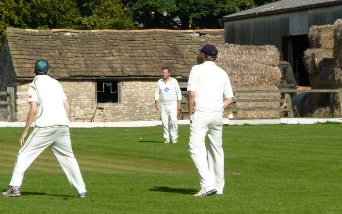 Romany Cricket Club News