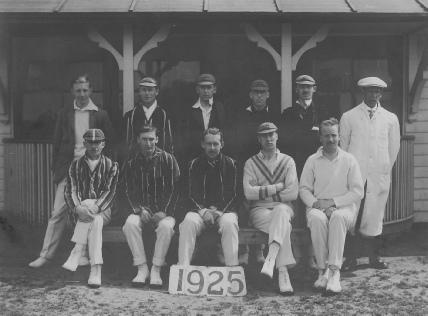 Romany CC History 1925