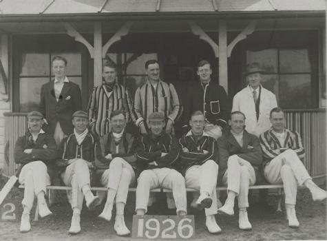 Romany CC History 1926
