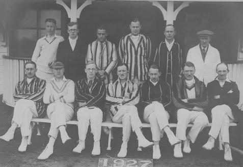 Romany CC History 1927