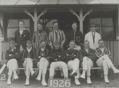 Romany CC Team 1926