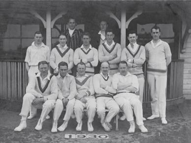 Romany CC Team 1930