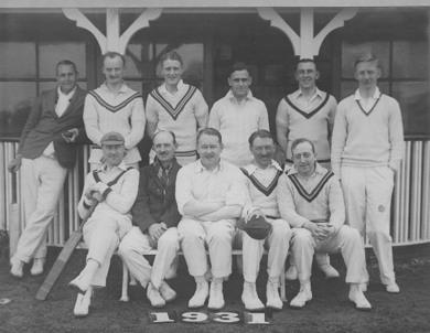 Romany CC Team 1931
