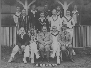 Romany CC Team 1932