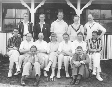 Romany CC Team 1933