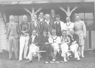 Romany CC Team 1934