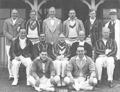 Romany CC Team 1936