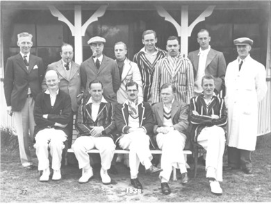 Romany CC Team 1938
