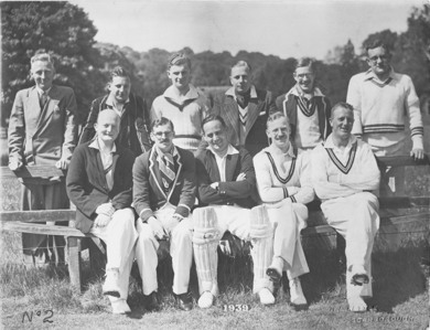 Romany CC Team 1939
