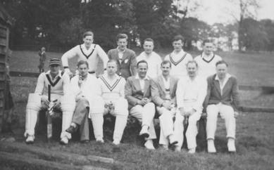 Romany CC Team 1940